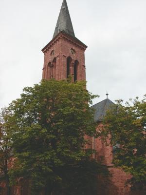 Jügesheim katholische Kirche