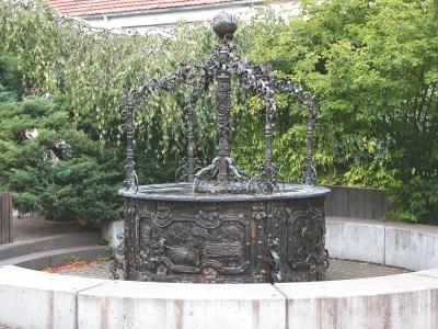 Jügesheim Brunnen
