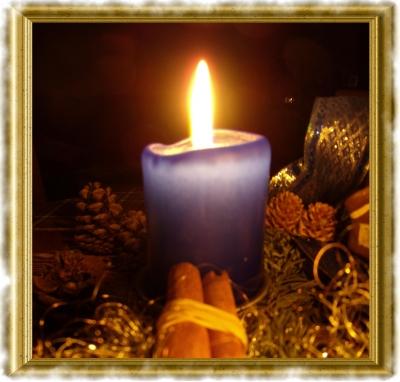 Christmas-Candle-Light