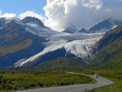 Alaska - Worthington Glacier