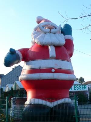 Großer Weihnachtsmann