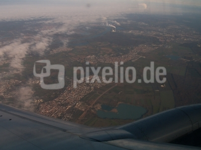 Start vom Baden-Airport