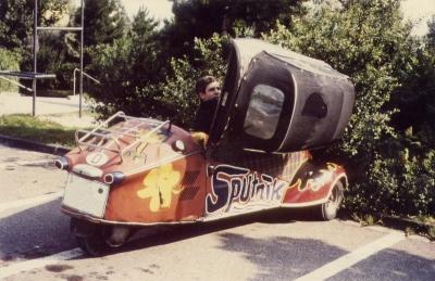 Messerschmitt Karo 200 * 1968