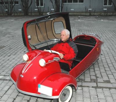 Messerschmitt Karo 200 * 2006 (2)