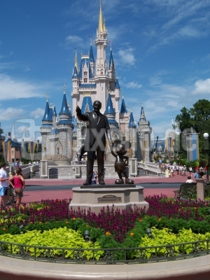 Cinderella-Schloss im Magic Kingdom