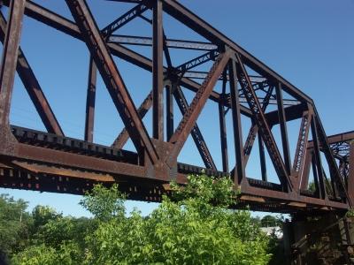 Brücke bei Albany, NY