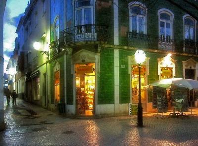 Altstadt von Lagos/Algarve
