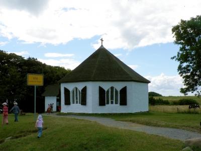 Kirche von Vitt/Rügen