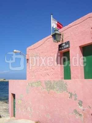 Comino Police Station