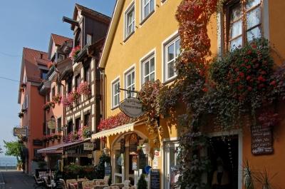 Bachgasse in Meersburg
