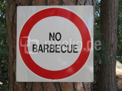 No Barbeque !