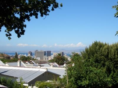Blick über Kapstadt