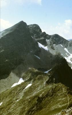 Südkarpaten - Das Fagaraschgebirge