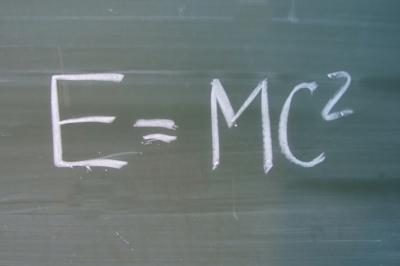 E = MC²