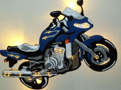 motorrad lampe