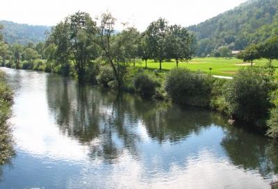 Golfplatz am Neckar