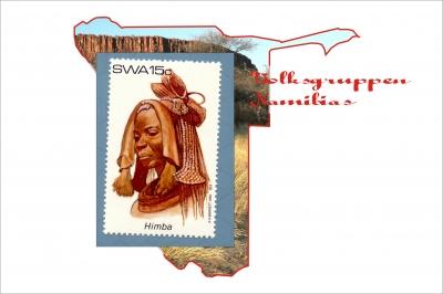 Volksgruppen Namibias 1 Himbas