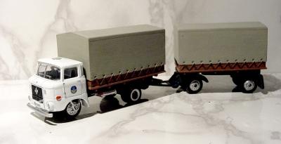 Lastwagen Ostalgie
