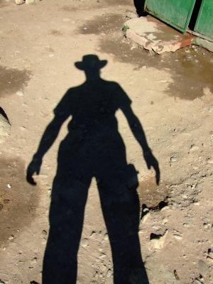 zieh Cowboy