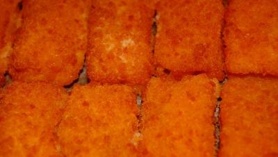 Fischstäbchen Textur #2