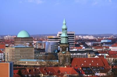 Hannover City Steintor