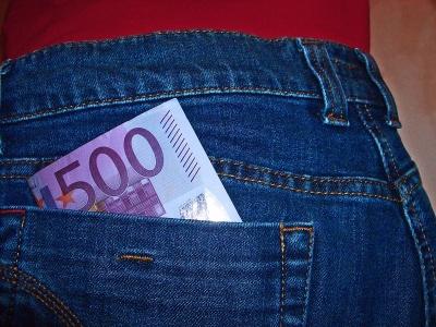 Taschengeld...??