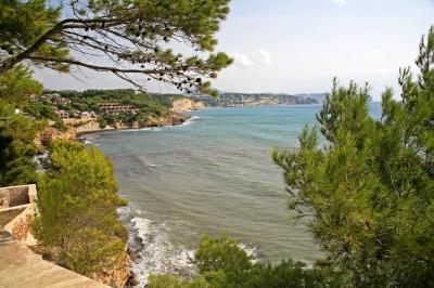 Steilküste Moreira