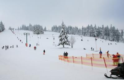 Saisonstart Skiwinter