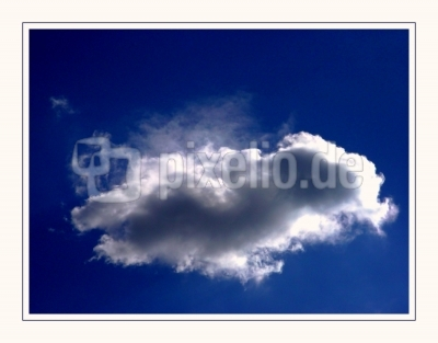 Wolkenschaf