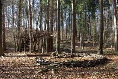 Unser Wald - Kinderspielplatz 2