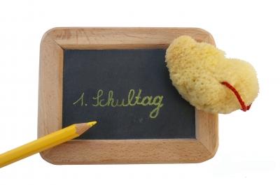 Tafel 1. Schultag