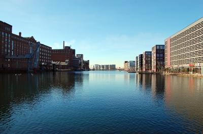 Impression Innenhafen Duisburg #20