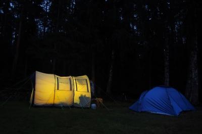 camping in estland