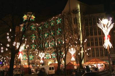 Weihnacht in der Alten Potsdamer