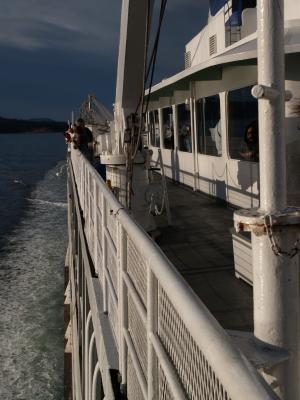 Überfahrt - Vancouver Island