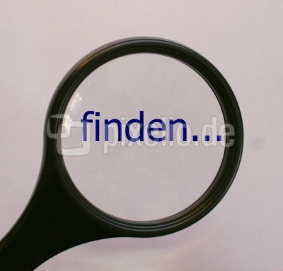 finden....