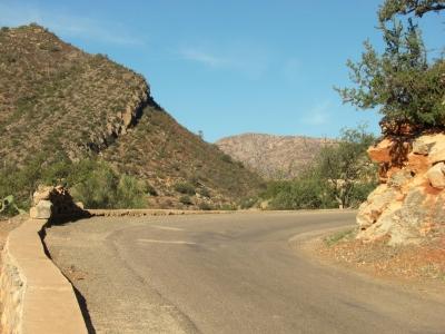 Kleines Atlasgebirge-Marokko / 15