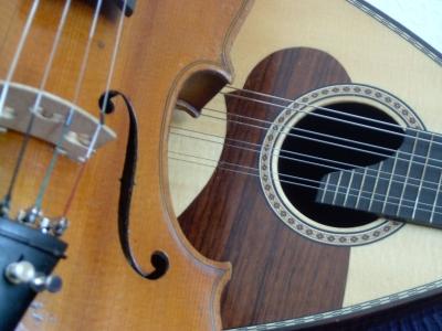 Violine und Mandoline 2