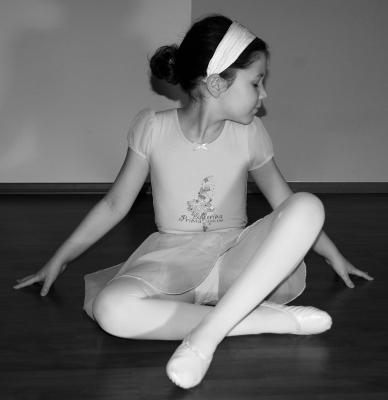 Lucia beim Ballett II