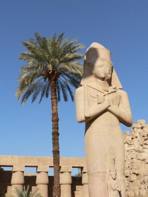 Luxor, Ägypten