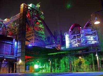 Industriepark Nord Duisburg