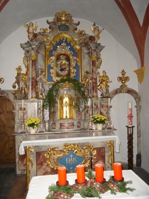 Altar Maria Larch