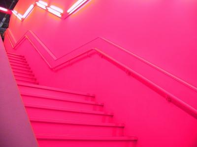 rosa Aufstieg