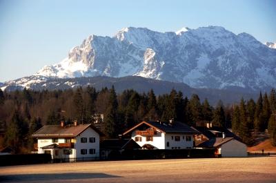 Krün in Oberbayern