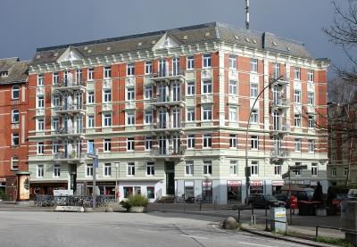 Eckhaus - Stellinger Weg