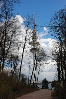 Himmel,Bäume,Fernsehturm - 3