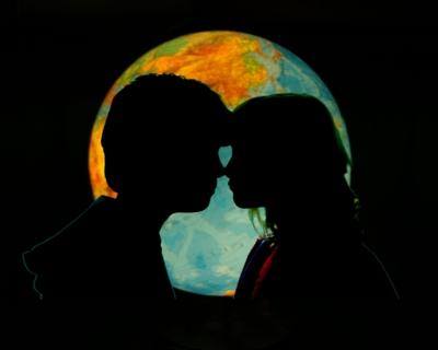 Liebe überwindet Grenzen