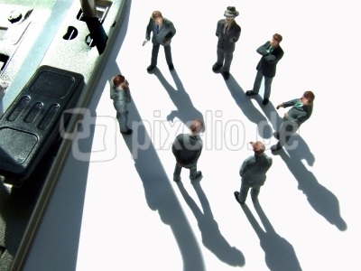 Bürokraten unter sich