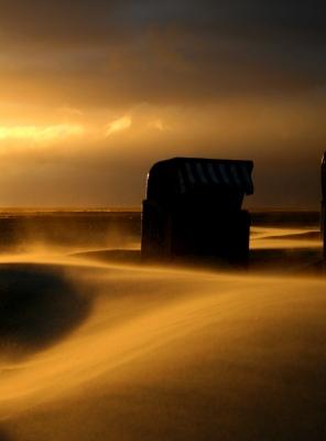 Amrumer Strandkorb