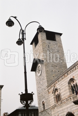 Rathaus in Como
